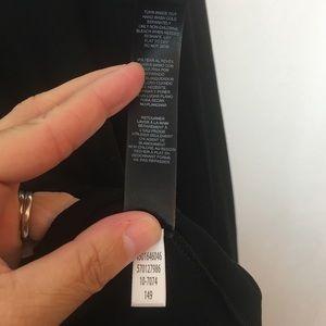 White House Black Market Tops - White House Black Market jewel long sleeve blouse